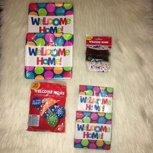 Other - Welcome Home Party Kit Bundle